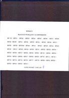 TIMBRE FRANCE MONACO BLOC FEUILLET 29 SCANS.............67 BLOCS DIFFÉRENTS.......COTE DE ++++DE 1100 €uros - Blocs