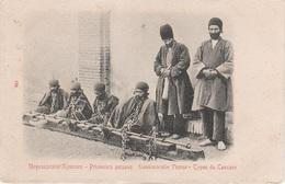 AK Prisoniers Persans Types Du Caucase Kaukasus Iran Persien Jail узник тюрьма казнь Rußland Росси́я Russia Russie - Russie