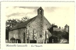 BLAINVILLE-GONNEVILLE La Chapelle Ed Lucien Duprey - France