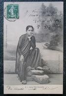 Indochine Jeune Fille Annamite  Cpa - Viêt-Nam