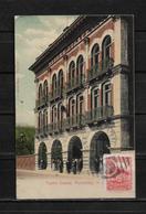 Mexico 1929 Tarjeta Postal Circulada De Monterey A Colombia - México