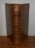 Principes Généraux Et Raisonnés De La Grammaire Françoise. Dédiés à Monseigneur Le Duc De Chartres. M. Restaut. 1755. - 1701-1800