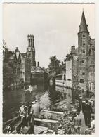 Flandre-Occidentale       Bruges    Quai Du Rosaire - Brugge
