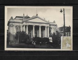 Rumania 1929 Tarjeta Postal Circulada Desde Oradea - Rumania