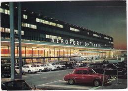 Aéroport De Paris: RENAULT DAUPHINE, 4CV, CADILLAC, VW 1200 KÄFER/COX, SIMCA 1000, HUMBER SUPER SNIPE - Orly - Toerisme