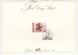 First Day Sheet; 6/10/2014. TP N° COB : 4446. FDS N° 739 - FDC