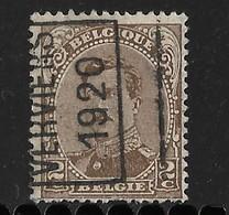 Verviers  1920  Nr. 2572A - Vorfrankiert
