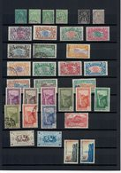Réunion : Lot De Timbres  + Taxe - Réunion (1852-1975)