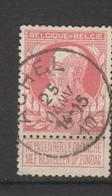 COB 74 Oblitéré ACHEL - 1905 Grosse Barbe
