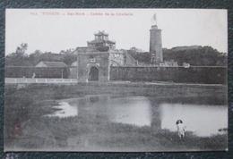 Indochine Bac Ninh Entrée Citadelle Cpa Tonkin - Viêt-Nam