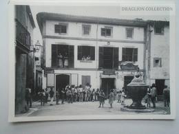 ZA161.9  Espana -  Mallorca - Pollensa  - Fuente De La Almoina -Placa Almoina - Arxiu Bestard De 1898 - Punt Grafic 1989 - Mallorca