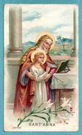 ED. S.L.E. (NR: 118) - S. ANNA - Mm. 70X123 - PR - Religione & Esoterismo