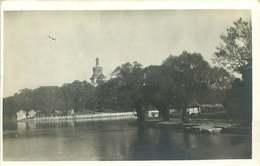 ASIE  CHINE (carte Photo Année 1930/40)  PALAIS D'HIVER - China