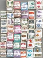 4000 Timbres (principalement Autriche Et Bulgarie) En Bottes De 100 - Briefmarken