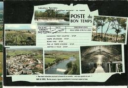 Poste Du Bon Temps CHARLY-sur-MARNE (Multivues) Spadem PBT - France