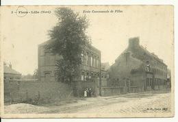 59 - FLERS LILLE / ECOLE COMMUNALE DE FILLES - Lille