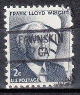 USA Precancel Vorausentwertung Preo, Locals California, Fawnskin 841 - Préoblitérés