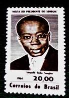 Brazil,1964, President Of Senegal Visit.MNH.Michel # 1059 - Célébrités