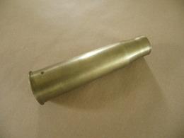 Douille Obus De 37 Mm Mle 1902 Daté 37 (neutralisé) - Equipment
