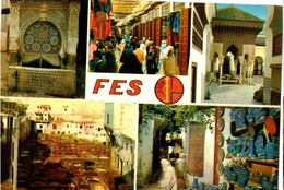 FES  (MAROCCO) - Marocco