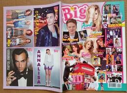 BIG    -  N. 171 DEL OTTOBRE 2012  -  4 MEGA POSTER -   LADY GAGA (180119) - Books, Magazines, Comics