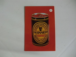Drink Guinness Extra Stout Portugal Portuguese Pocket Calendar 1988 - Calendriers