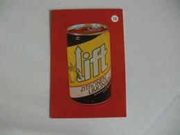 Drink Lift Zitronen Limonade Portugal Portuguese Pocket Calendar 1988 - Calendriers