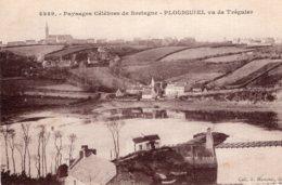 B55137 Plouiguiel Vu De Tréguier - France