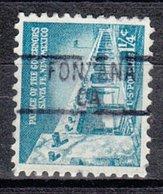 USA Precancel Vorausentwertung Preo, Locals California, Fontana 839 - Préoblitérés