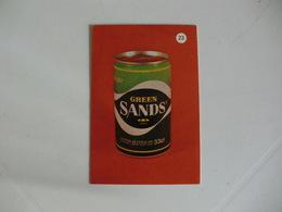 Drink Green Sands Portugal Portuguese Pocket Calendar 1988 - Calendriers