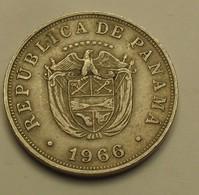 1966 - Panama - CINCO CENTESIMOS DE BALBOA - KM 23.2 - Panama
