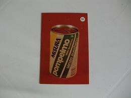 Drink Misura Pompelmo Portugal Portuguese Pocket Calendar 1988 - Calendriers