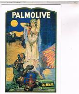 PUBICITE   SAVON PALMOLIVE - Pubblicitari