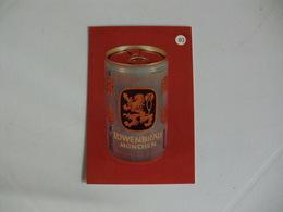 Drink Beer Löwenbräu Portugal Portuguese Pocket Calendar 1988 - Calendriers