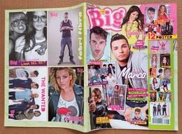 BIG -  N. 176 DEL  MARZO 2013  -  4 MEGA POSTER -   MARCO MENGONI (180119) - Books, Magazines, Comics