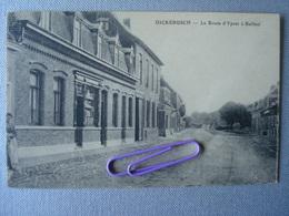 DICKEBUSCH : La Route D'YPRES à BAILLEUL - Belgique