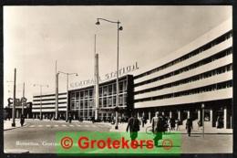 ROTTERDAM Centraal Station 1958 - Rotterdam