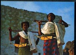 WD333 ETHIOPIA - MEN OF THE DANAKIL - Etiopia