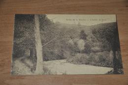 7285-     VALLEE DE LA WARCHE, L'ENTREE DU BOIS - Malmedy