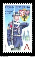 2018 : Garde Du Château De Prague - Czech Republic