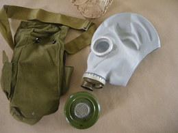Masque à Gaz Russe Pour Adulte - Equipment
