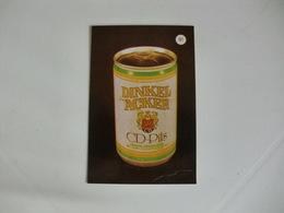 Drink Beer Dinkel Acker CD- Pils Portugal Portuguese Pocket Calendar 1988 - Calendriers
