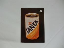 Drink Fanta Portugal Portuguese Pocket Calendar 1988 - Calendriers