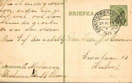 BRIEFKAART - Postwaardestukken