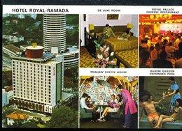 WD337 SINGAPORE - HOTEL ROYAL RAMADA - Singapore
