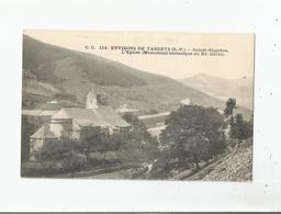 SAINTE ENGRACE 154 ENVIRONS DE TARDETS (B P) L'EGLISE MONUMENT HISTORIQUE DU XI E SIECLE - Frankreich