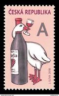 2018 : Tradition De La Saint Martin : OIE Et VIN / Wine And Goose - Czech Republic