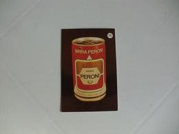 Drink Beer Peroni Portugal Portuguese Pocket Calendar 1988 - Calendriers