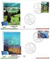 Fdc Filagrano: EUROPA  1999; No Viaggiata; AF_Brescia - 6. 1946-.. Repubblica