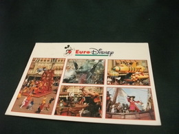 EURO DISNEY PARADE  FRANCIA - Disney